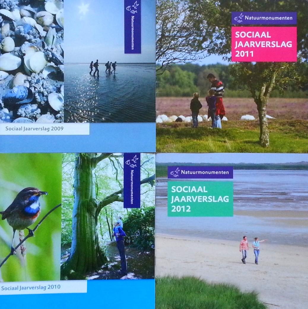 Sociaal Jaarverslag Natuurmonumenten