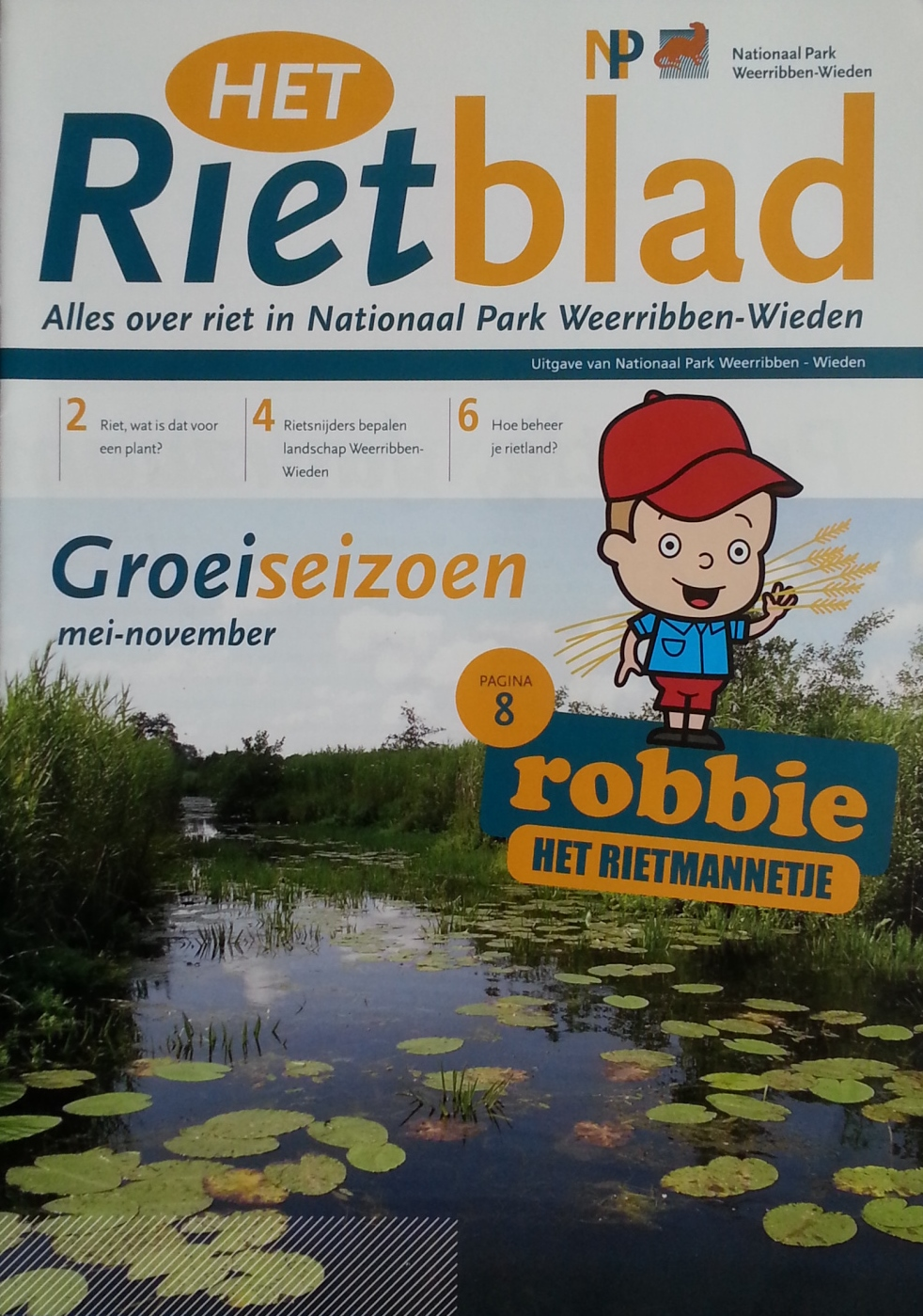 Het Rietblad