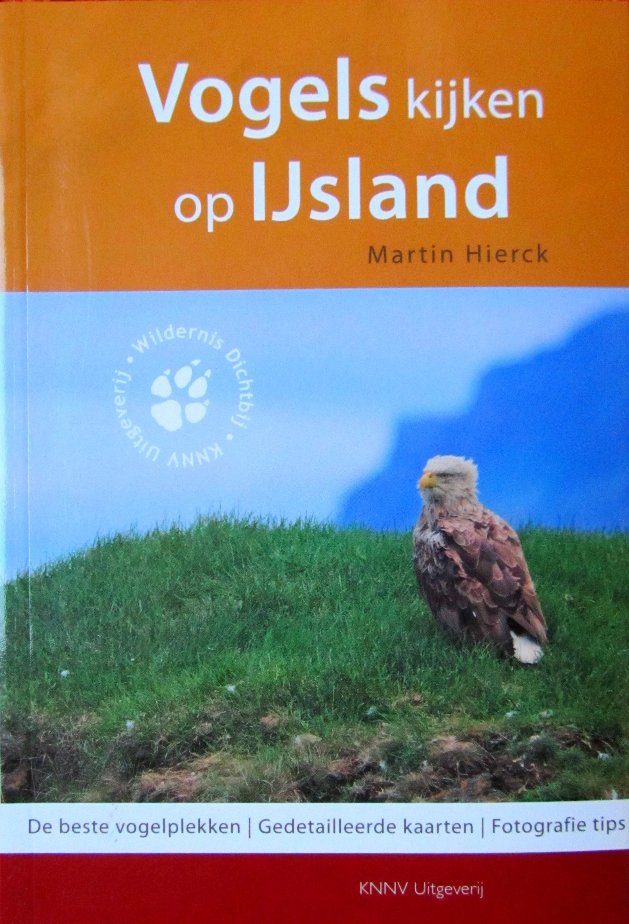 Vogels kijken op IJsland
