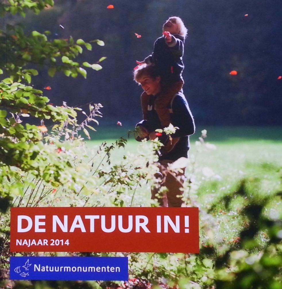 De natuur in!