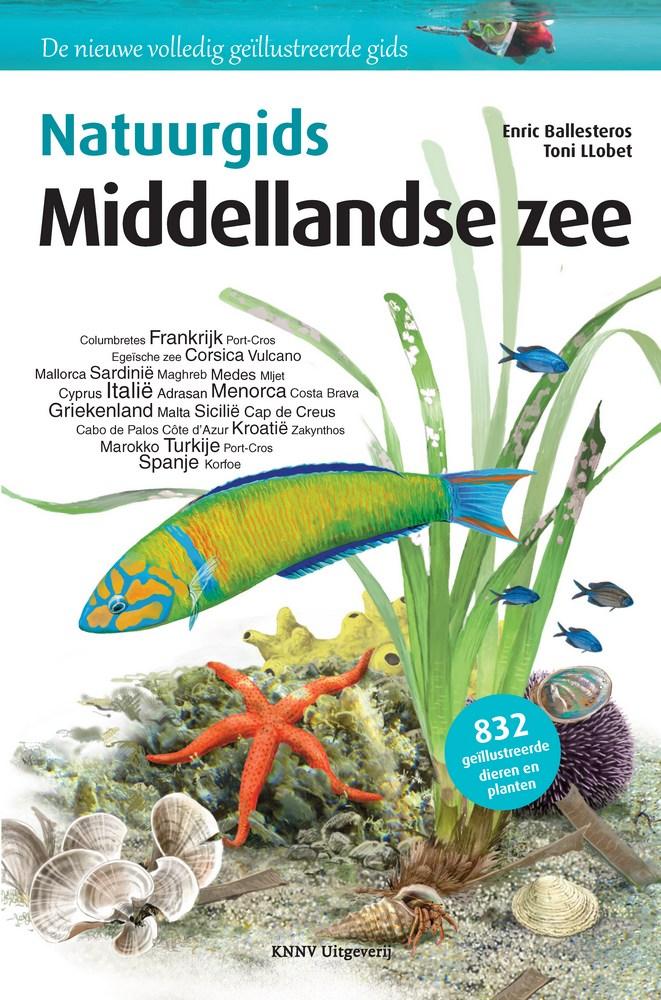 Natuurgids Middellandse Zee