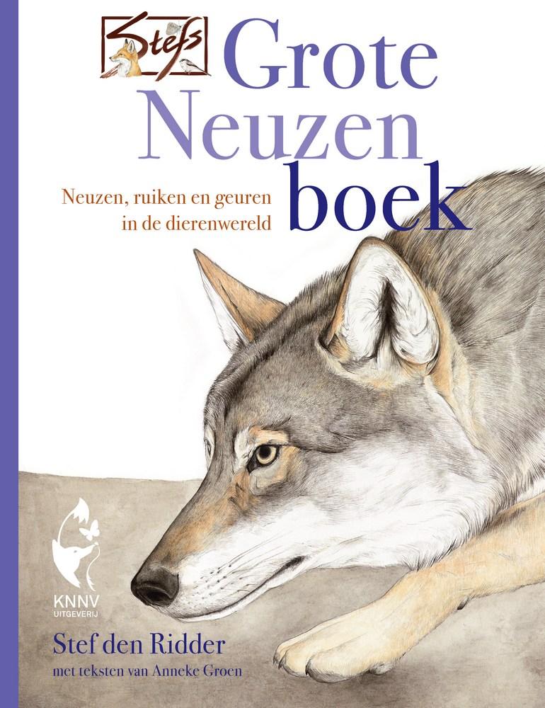 Stefs Grote Neuzen Boek